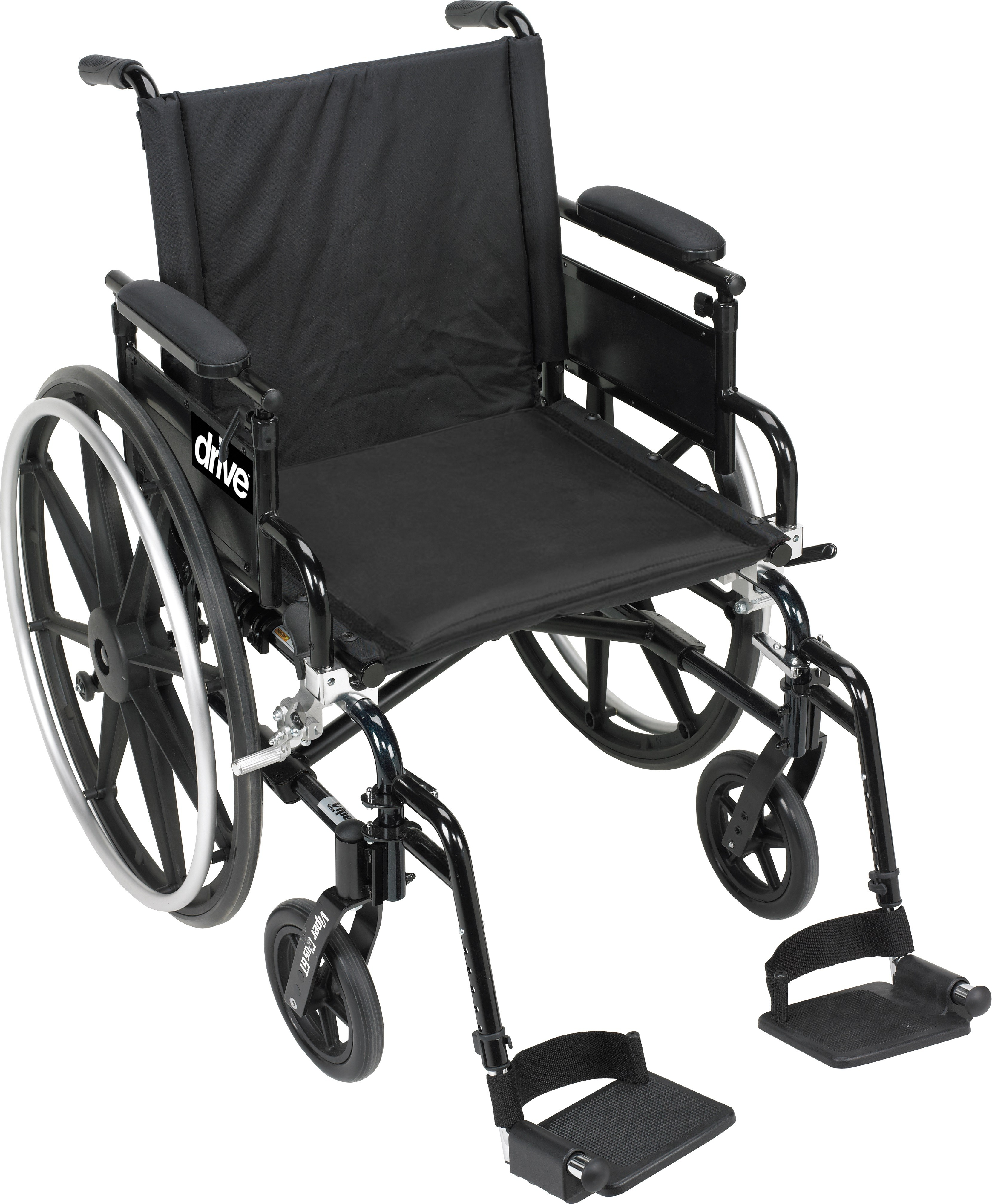 Viper Plus GT Wheelchair by Drive Medical – Golden Mobility